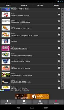 Radio Italiane in streaming screenshot 13