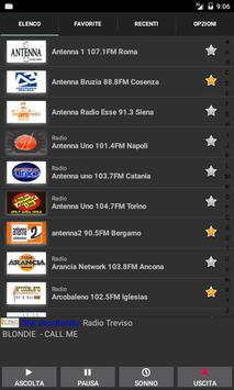 Radio Italiane in streaming screenshot 1