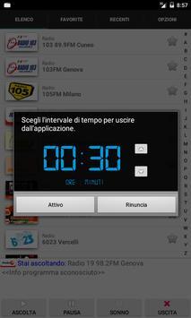 Radio Italiane in streaming screenshot 3