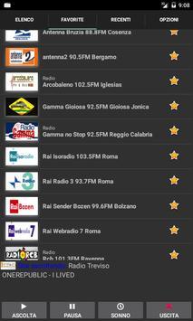 Radio Italiane in streaming screenshot 7