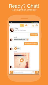 FastChat screenshot 1