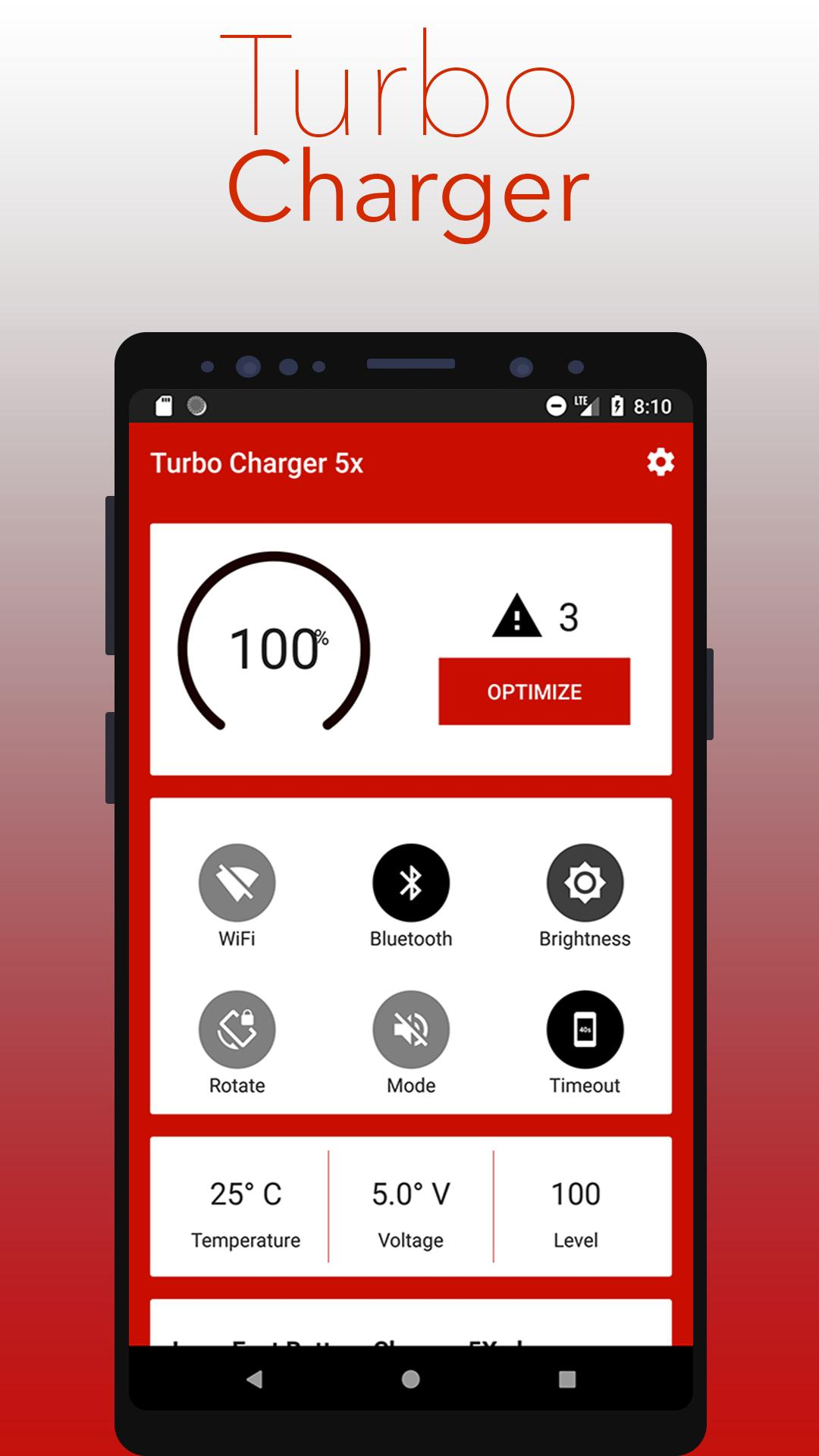 Turbo Charger X5 : Fast Charge for Android - APK Download