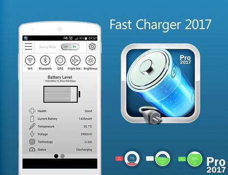 🔋 Fast charger 2017 screenshot 2