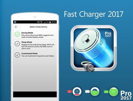 🔋 Fast charger 2017 screenshot 3