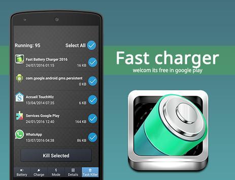 Fast Charger 2017 apk screenshot