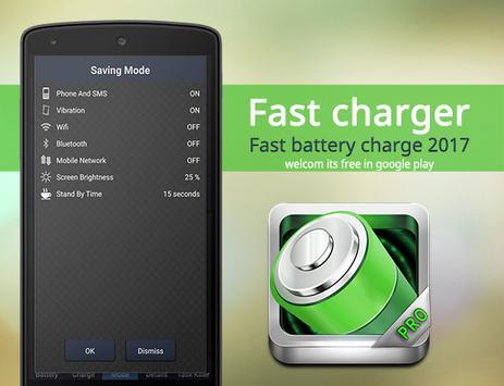 Turbo Battery - fast charge apk screenshot