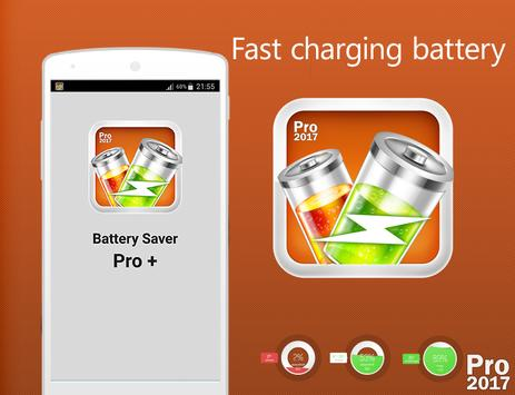 🔋 Fast Charging Battery 2017 poster