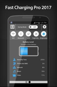 Fast Charging Pro 2017 screenshot 1