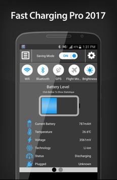 Fast Charging Pro 2017 screenshot 2