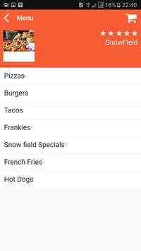 FastChef -Online Food Delivery apk screenshot