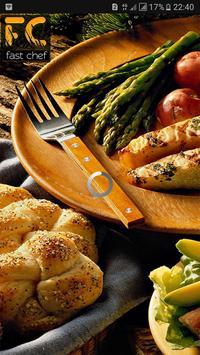 FastChef -Online Food Delivery poster
