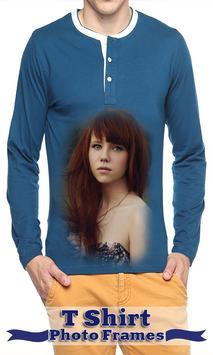T Shirt Photo Frames screenshot 1