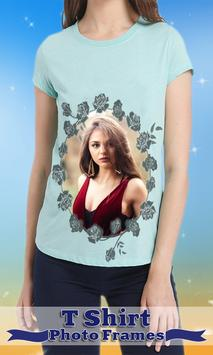 T Shirt Photo Frames screenshot 2