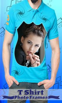 T Shirt Photo Frames poster
