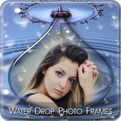 Water Drop Photo Frames icon