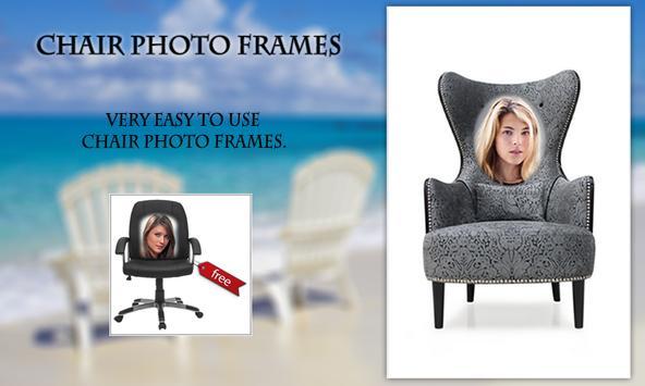 Chair Photo Frames screenshot 1