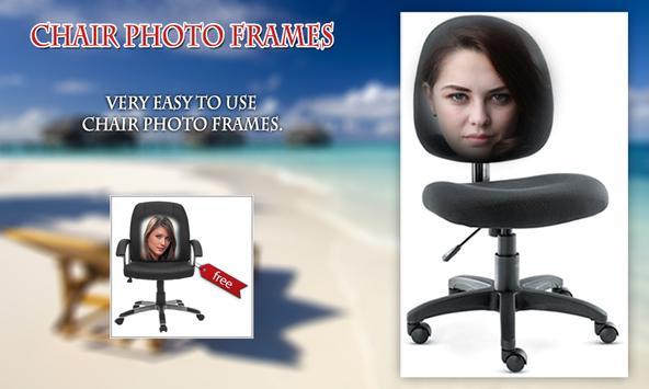 Chair Photo Frames screenshot 2