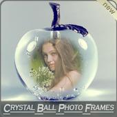 Crystal Ball Photo Frames icon