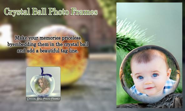 Crystal Ball Photo Frames poster