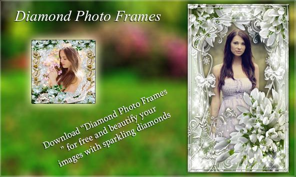 Diamond Photo Frames screenshot 3
