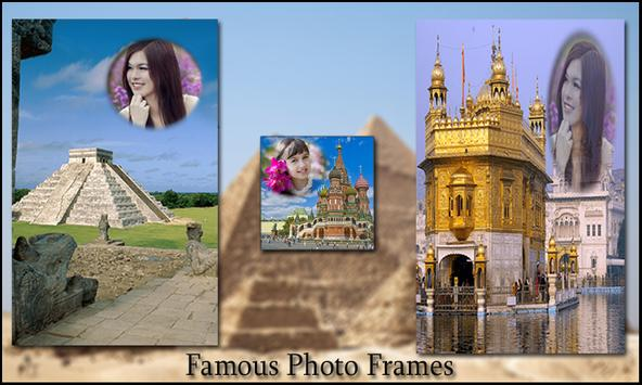 Famous Photo Frames poster