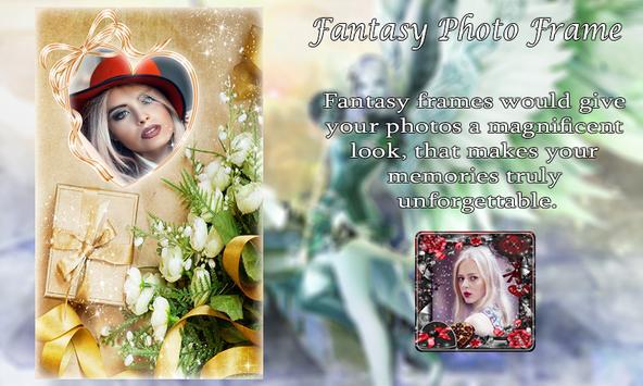 Fantasy Photo Frames screenshot 2