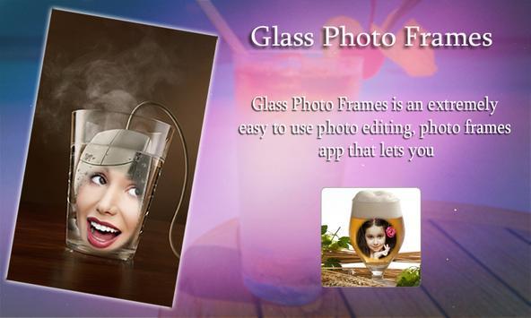 Glass Photo Frames apk screenshot