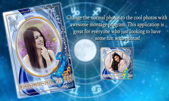 Horoscope Photo Frames apk screenshot