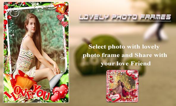Lovely Photo Frames screenshot 3