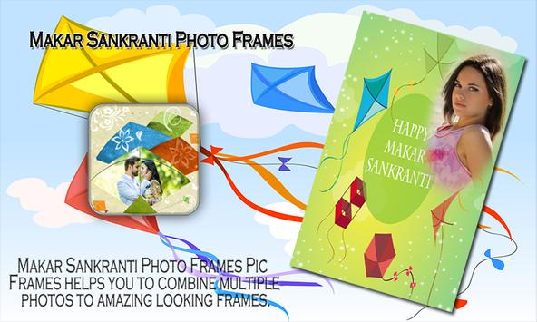 Makar Sankranti Photo Frames poster