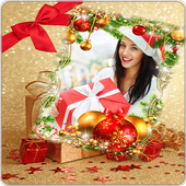 Merry Christmas Photo Frames icon