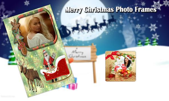 Merry Christmas Photo Frames screenshot 2