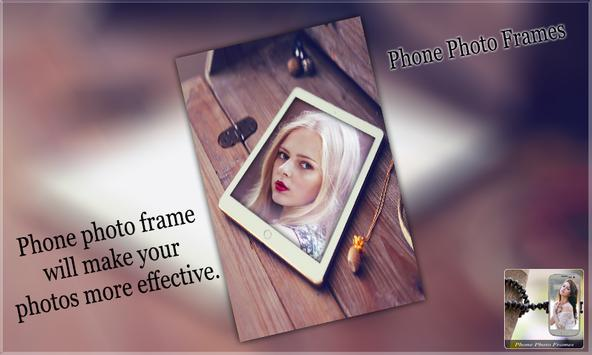 Phone Photo Frames poster