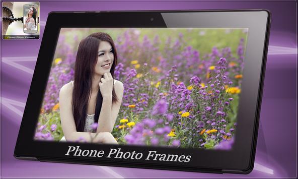 Phone Photo Frames screenshot 3