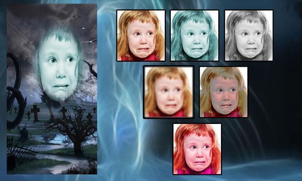 Scary Photo Frames apk screenshot