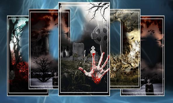 Scary Photo Frames poster