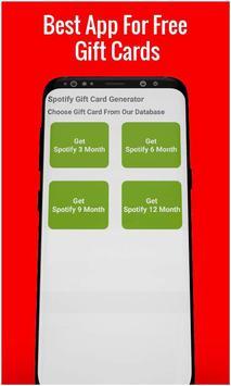 Gift Card Generator screenshot 4