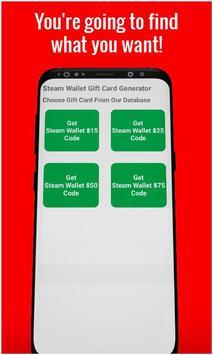 Gift Card Generator screenshot 5