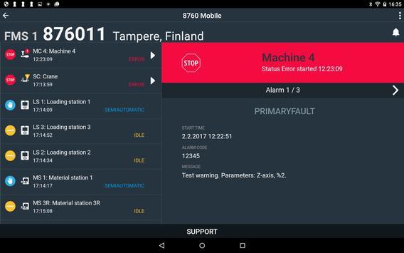 8760 Mobile apk screenshot