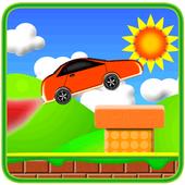 Flying Car Racing icon