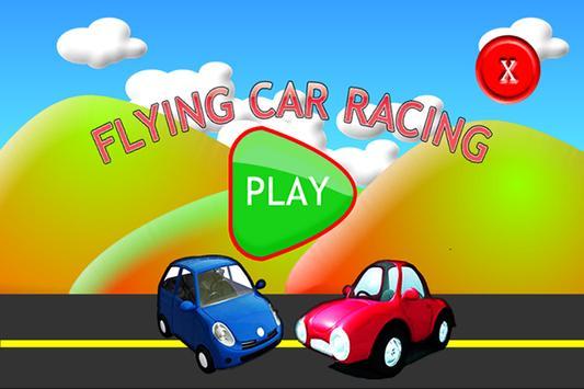 Flying Car Racing poster