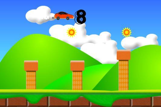 Flying Car Racing screenshot 1