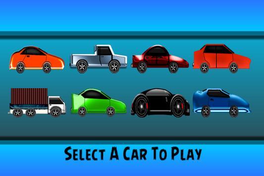 Flying Car Racing screenshot 5