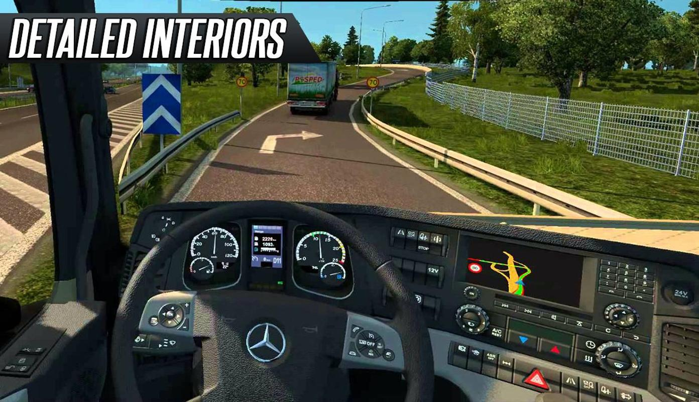 euro truck simulator 2017 for android apk download. Black Bedroom Furniture Sets. Home Design Ideas
