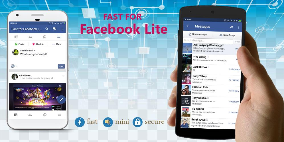 Fast for Facebook Lite for Android - APK Download