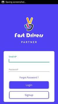FastDrivers Partner apk screenshot