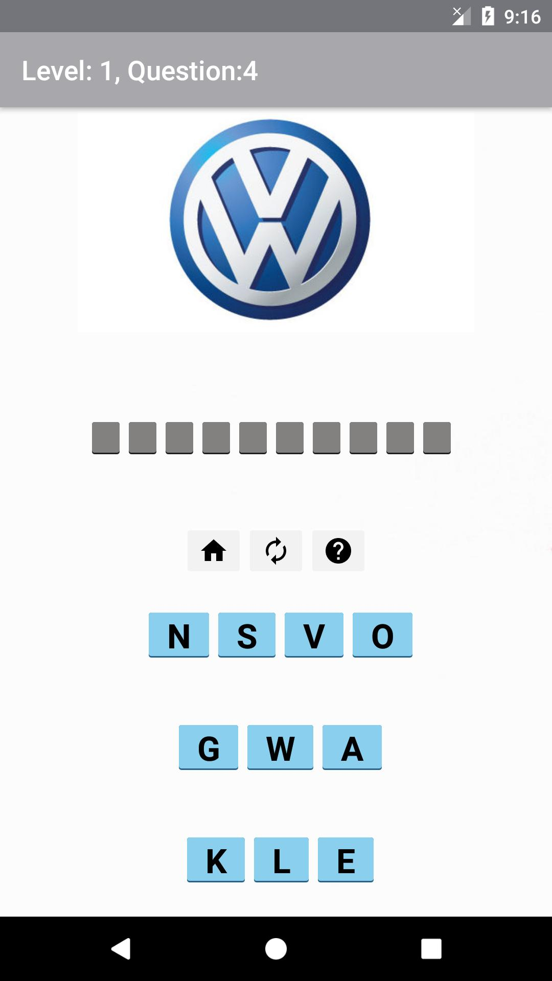 Car Logos Quiz For Android Apk Download
