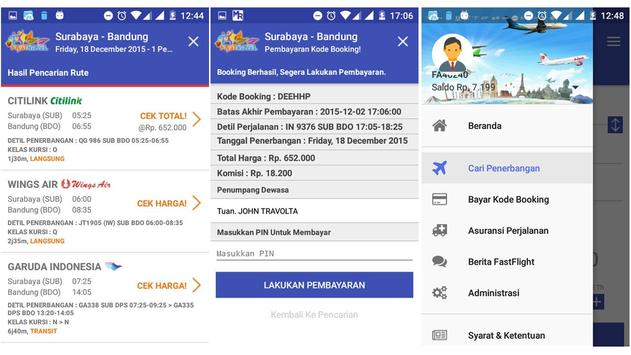 FASTFLIGHT Mobile screenshot 9