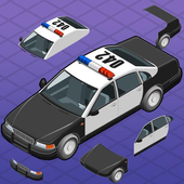 Car Puzzle for Kids icon