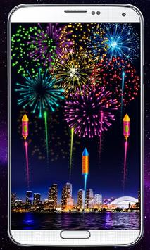Happy FireWorks poster